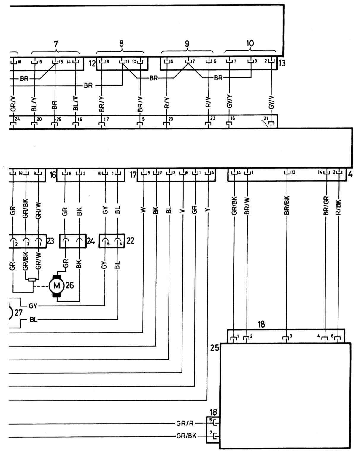 схема ремонта модуля освещения бмв е39 525
